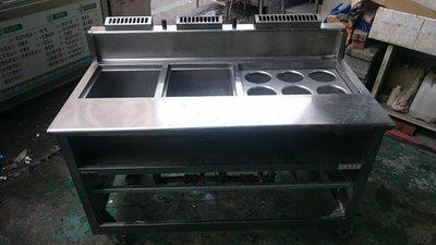 【順利不鏽鋼餐飲 】煮麵台 各種車台專業訂做(滷味攤, 雞排攤, 玉米攤, 飲料攤)