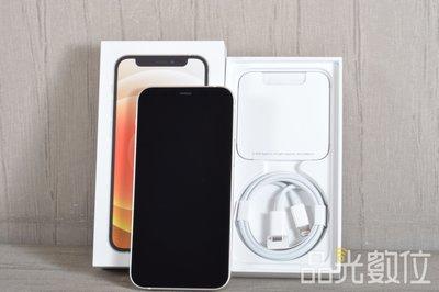 【台中品光數位】Apple iPhone 12 Mini 128G 128GB 白色 1200萬像素 #108690T