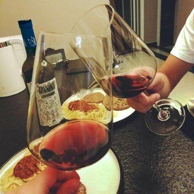 波爾多大號紅酒杯家用杯2支裝 水晶高腳杯套裝無鉛手工葡萄酒免運yi   全館免運