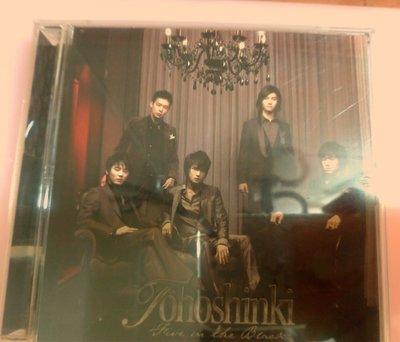 東方神起 日文版  CD+DVD