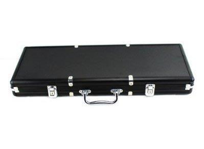 【易發生活館】德州撲克籌碼套裝鋁箱 百家樂麻將籌碼箱 籌碼盒 黑色500碼