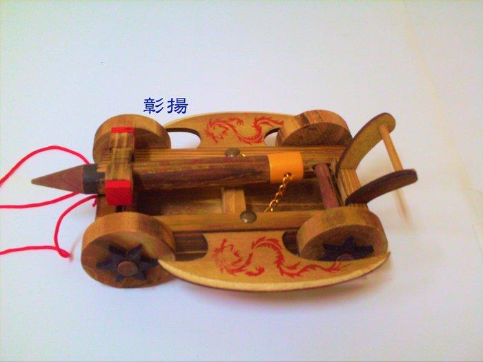 彰揚【木製坦克戰車】木製品.玩具戰車.模型車