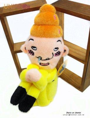 【UNIPRO】日系 無哩頭 屎伯玩偶