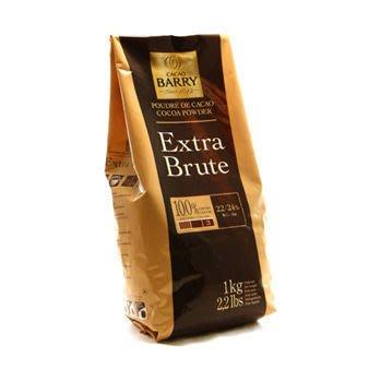 *阿提卡*法國 CACAO BARRY 100% 防潮 可可粉 Extea Brute 1公斤