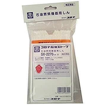 【JP.com】日本原廠部品 CORONA SX-2270 反射型煤油暖爐專用 棉芯 油芯