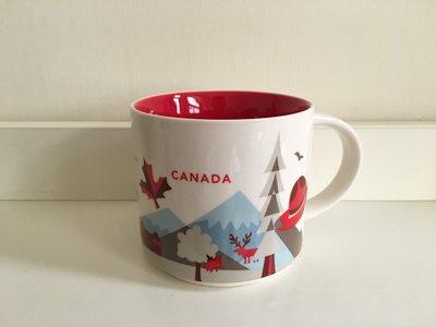(免運)星巴克 STARBUCKS 馬克杯 CANADA 加拿大《全新品》