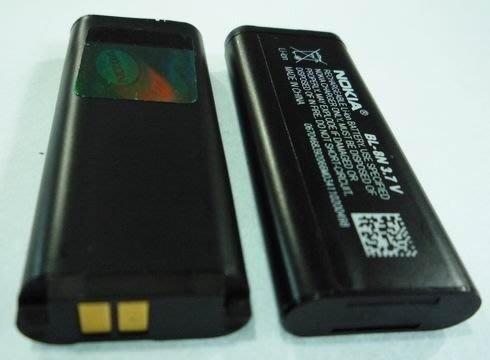 『皇家昌庫』Nokia 100% 正原廠電池 BL-8N 7280 7380 不怕驗貨 觸點全新 免費安裝 650元 剩下2顆