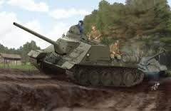 TRUMPETER 小號手 1/16 SU-100 Tank Destroyer (00915)