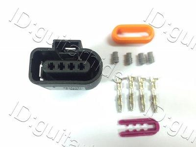 VW Golf Gti Audi 全系列 歧管壓力 大氣壓力感知器 插頭 接頭 Manifold MAP Sensor