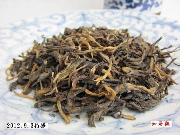 {如是觀---普洱專櫃} 2006年 茶商 親赴收料 100%老班章散茶 {古樹春茶純料} 100g