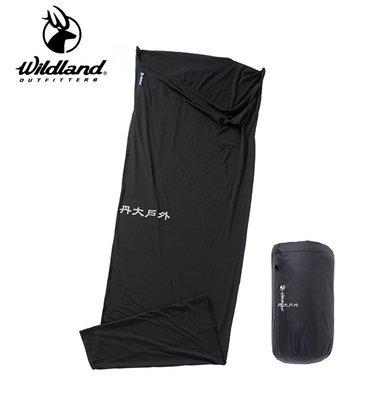 丹大戶外用品【Wildland】荒野 鍺纖維親膚保暖睡袋內套 型號 0A62679 透氣睡袋內襯/替換內裡/露營登山