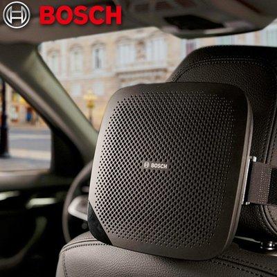 BOSCH 博世移動式車用空氣清淨機+專用濾網1入