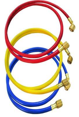 R12 R22 R134 冷媒管 高低壓管 橡膠管(壓力管)  5呎*3條  歡迎訂作