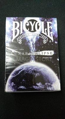 [808 MAGIC]魔術道具 Lunar Eclipse playing card 月蝕