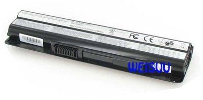 {偉斯科技} MSI FX400 FX420 FX600 FX610 FX700 BTY-S14 原廠電池