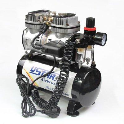 U Star 優速達 U-602 G 噴泵/氣泵/田宮/Tamiya//GUNZE 郡是/ 模型工具/噴筆/水隔/噴槍/空壓機/air compressor