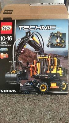 樂高 LEGO  42053 科技系列 Volvo EW160E (全新未拆....)