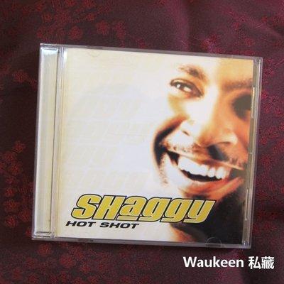 夏奇 SHAGGY 搶手貨 HOT SHOT 冠軍全勝版 牙買加雷鬼 饒舌 歐美流行歌曲 環球唱片