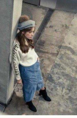 貝雷帽 貝蕾帽  大毛球 帽子