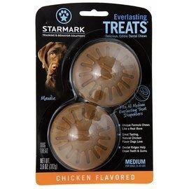Ω永和喵吉汪Ω-美國星記STARMARK Everlasting Treat(M號)磨牙餅 搭配抗憂鬱玩具