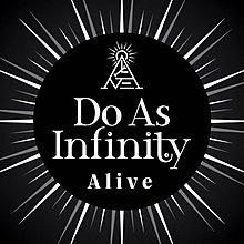 特價預購 Do As Infinity 大無限樂團  Alive  (日版通常盤CD) 2018最新專輯 澤野弘之 最新