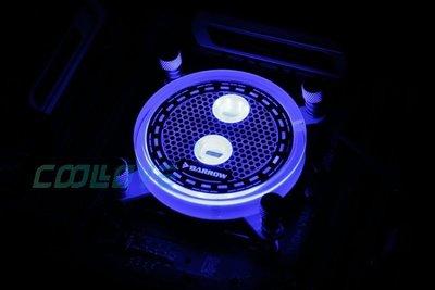 小白的生活工場*Barrow X99/X299平台噴射型微水道CPU水冷頭絢透版LTYKBX-04N(藍色)