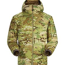 Arcteryx LEAF COLD WX HOODY LT MULTICAM MEN'S 軍版 防水 外套