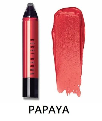 現貨 芭比布朗 Bobbi Brown 藝術家柔霧唇釉筆 BB papaya
