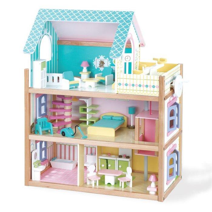 雙寶媽咪─MENTARI 海岸別墅電梯娃娃屋
