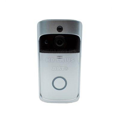 居家安全WIFI可視門鈴 無線可視對講門鈴耐用好用方便【台灣現貨、立即出貨】