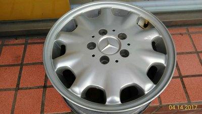 賓士 BENZ W124 W202 W210 15吋鋁圈 整組5500 只有鋁圈不含螺絲 5/112