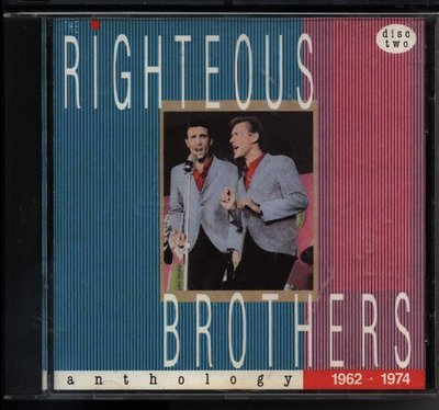 The Righteous Bros 正義兄弟 不朽精選 2CD銀圈589900011321再生工場 02