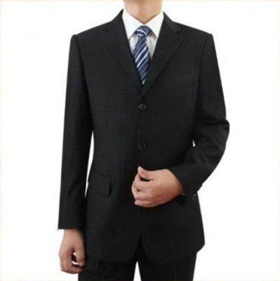 西裝套裝含西裝外套 西裝褲-時尚商務韓版修身男西服成套2色6x53[韓國進口][米蘭精品]