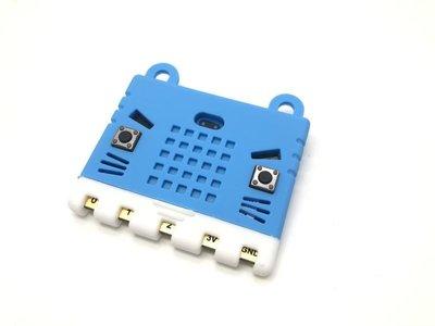 【傑森創工】micro:bit 可愛矽膠保護套 外殼 軟的 4色可選 套上後功能不受影響