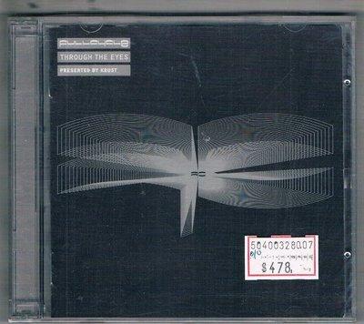 [鑫隆音樂]西洋CD-Through the Eyes:Presented By /2CD(FCYCDLP02E)全新