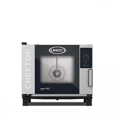 UNOX 蒸烤箱 5盤 送安裝 送烤網 含稅價  歡迎諮詢 廚房設備設計規劃 XEVC-0511-EZRM