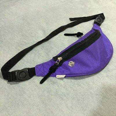 KI RUNA made in japan BLET BAG FREAKS STORE 紫 九成新