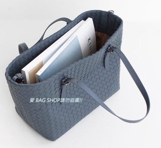 愛 BAG SHOP 韓國空運 Whosbag 小羊皮 編織款 NAPPA TOTE 托特包 (S)賣場 8050 預購