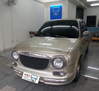 Nissan Verita-A柱+加長B柱+C柱+四車門下方 汽車隔音條 套裝組【靜化論】