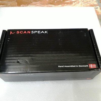 323.丹麥SCAN SPEAKER著名高音9500一對原價10000元清倉特價5000元