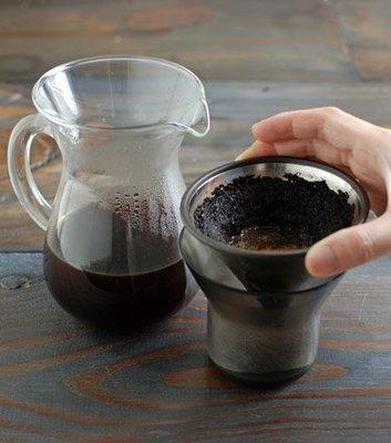 發現花園生活館~日本帶回 KINTO SLOW COFFEE 咖啡 手沖壺 (免濾紙)~2杯份