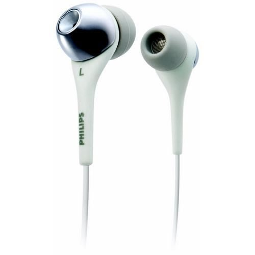 《省您錢購物網》福利品~飛利浦Philips優越音效耳塞式耳機(SHE9501)買一送一