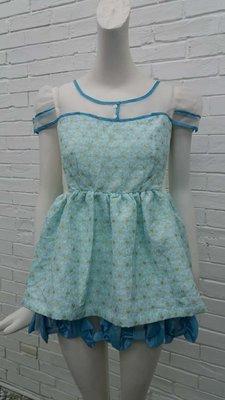 娃娃39xL花色洋裝特價980元含運費