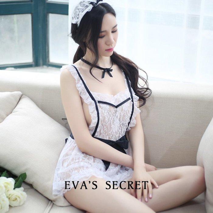 夏娃的祕密 角色扮演 女僕情趣內衣 性感女僕的自我修養