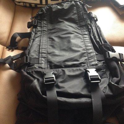 日本 吉田 PORTER × EXTREME 高機能 戶外系列 登山包 後背包 旅行袋 508-06615 中古美品