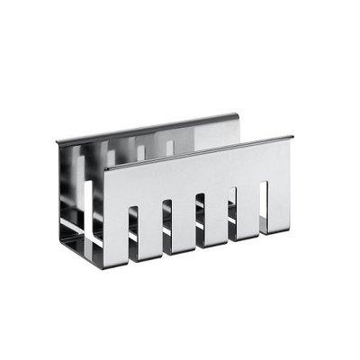 EMCO 1845.001.01 LIAISON 方形置物架 (須搭配框型掛架)