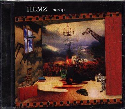 八八 - HEMZ - SCRAP - 日版