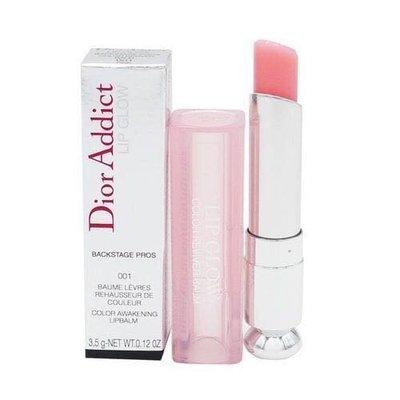 ✨免稅購✨本月特價💋明星商品 Dior迪奧 粉漾潤唇膏001 (3.5g)  現貨保存期限2021