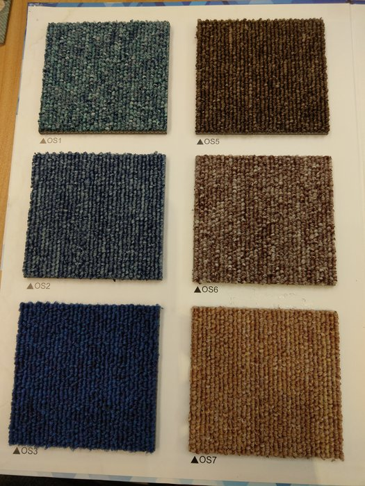 [三群工班]辦公室專用方塊防燄地毯連工帶料做好每坪1250元滿鋪地毯800元服務迅速塑膠地板塑膠地磚壁紙油漆窗簾捲簾施工
