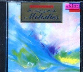 *還有唱片行* THE UNFORGETTABLE MELODIES 5 二手 Y6341